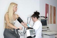 Belastungs-EKG - Foto: EKE