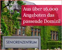 16.000 Einrichtungen bei DOMIZILsuche.de