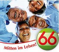 Die 66 - Deutschlands größte 50plus Messe wird 5 Jahre alt