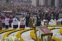 Osterschmuck für den Papst - Foto: IZB/BBH