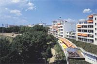 Rosenhof Berlin-Mariendorf - Foto: djd/Rosenhof Seniorenwohnanlagen