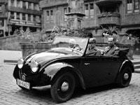 Volkswagen-Prototypen V2 - Foto: Auto-Reporter/Porsche