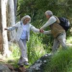 Wandern ist ein echter Jungbrunnen - wenn das Herz mitspielt - Foto: djd/Dr. Willmar Schwabe