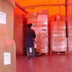 Hilfsgüter für Rumänien - Foto: Seniorenland GmbH