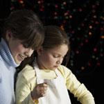 Zeit ist ein Geschenk, besonders für Kinder - Foto: djd