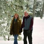 Schneewandern statt Pistenrummel - Foto: djd / Dr. Willmar Schwabe