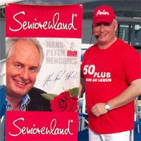 Seniorenland-Superstar Hans-Peter Hendriks - Foto: Seniorenland