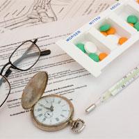 Die innere Uhr spielt bei der Einnahme von Medikamenten eine erstaunliche Rolle - Foto: obx-medizindirekt