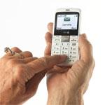 Doro PhoneEasy® 332gsm mit SMS Direktwahltaste