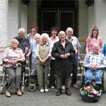 Sommerfest im Haus Matthäus in Rüblinghausen - Foto: Katholische Hospitalgesellschaft Südwestfalen gGmbH