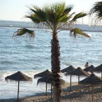 Strand von Marbella - Foto: CareTour