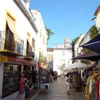 Altstadt Marbella - Foto: CareTour