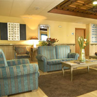 Schöne Lobby zum Empfang - Foto: CareTour