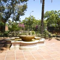 Schöne Gartenanlage - Foto: CareTour