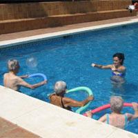 Wassergymnastik inklusive - Foto: CareTour