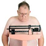 Übergewicht - Foto: djd/Deutsche Leberhilfe e.V.