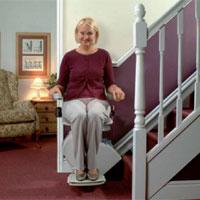 Treppenlift für innen
