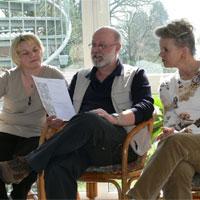 Werner Tigges (www.weti.de) Autor des Fachbuches 'Pflege wohin?'