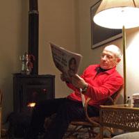Entspannen und Wohlfühlen in der kalten Jahreszeit - Foto: Rainer Sturm/pixelio.de