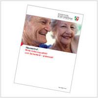 Broschüre: Hausnotruf - Ministerium für Gesundheit, Emanzipation, Pflege und Alter des Landes Nordrhein-Westfalen