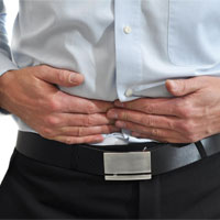 Wenn Stress auf den Magen schlägt - Foto: obx-medizindirekt