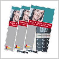Broschüre: Mobil & aktiv im Alltag - Deutsche Seniorenliga