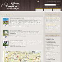 Neue Webseite der Domus-Mea-Gruppe