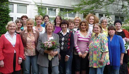 Absolventinnen der Ausbildung | (c) Ute Büchmann
