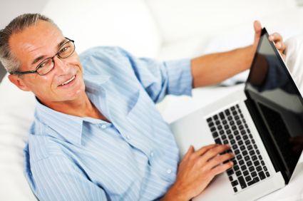 Tipps fürs Heimbüro - Arbeiten im Alter