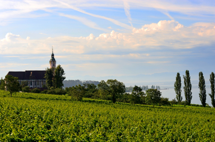 Wallfahrtskirche Birnau am Bodensee | Foto: Rolf Weschke/istockphoto.com
