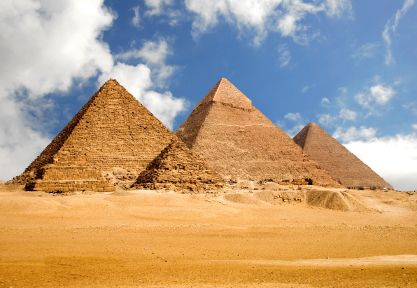 Die Pyramiden von Gizeh | Foto: istockphoto.com/karimhesham